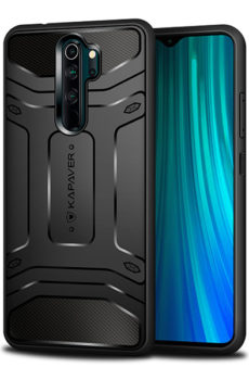 Kapaver Rugged Case For Redmi Note 8 Pro