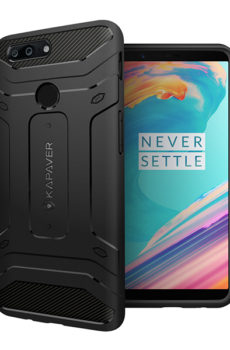 Kapaver Rugged Case For One Plus 5T